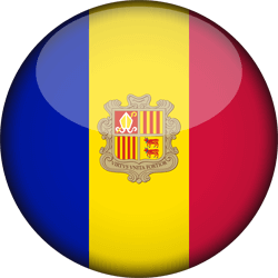 Flagge von Andorra Icon - Gratis Download