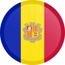 Flagge von Andorra Bild - Gratis Download