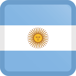 Argentina flag icon - free download