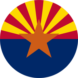 Arizona flag image  - free download