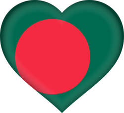 Flagge von Bangladesch Vektor - Gratis Download