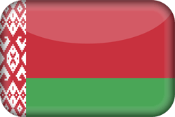 Belarus flag vector - free download
