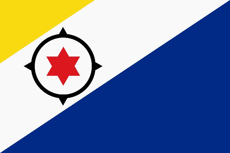 Bonaire flag package