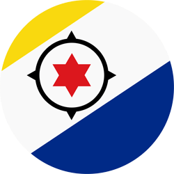 Flag of Bonaire - Round