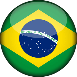 Brazil flag vector - free download