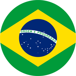 Flagge von Brasilien Vektor - Gratis Download