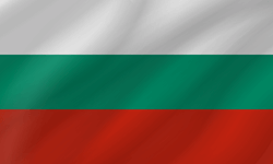 Flagge von Bulgarien Emoji - Gratis Download
