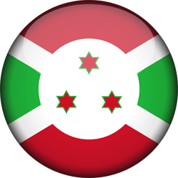Flagge von Burundi Vektor - Gratis Download