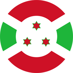 Burundi vlag vector - gratis downloaden