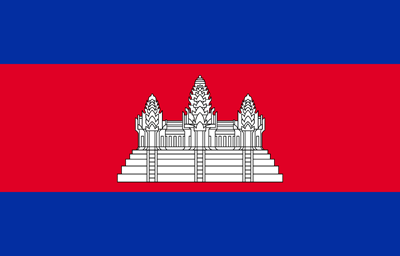 Flag of Cambodia - Original