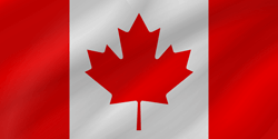 Canada flag emoji - country flags