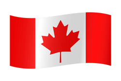 Canada flag icon - free download