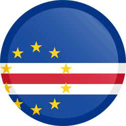 Cape Verde flag vector - free download