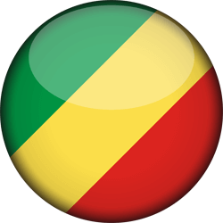 Flagge von Kongo-Brazzaville Icon - Gratis Download