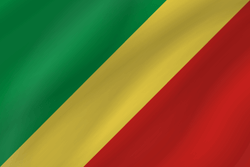 The Republic of the Congo flag vector - free download