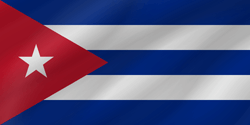 Cuba vlag icon - gratis downloaden