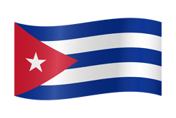 Cuba flag icon - free download