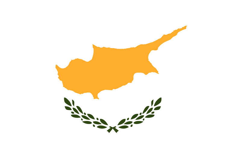 Flag of Cyprus image and meaning Cypriot flag - country flags
