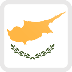 Cyprus vlag icon - gratis downloaden