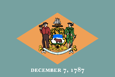 Flag of Delaware - Original
