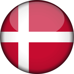 Denmark flag icon - free download