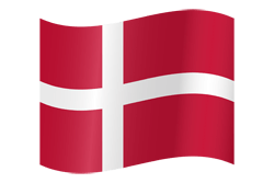 Flagge von Dänemark Clipart - Gratis Download