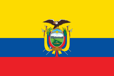 Ecuador vlag icon - gratis downloaden