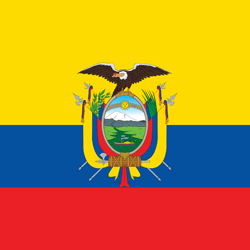 Flagge von Ecuador Vektor - Gratis Download