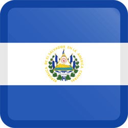 Flagge von El Salvador Bild - Gratis Download