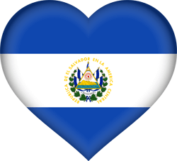 Flagge von El Salvador Clipart - Gratis Download