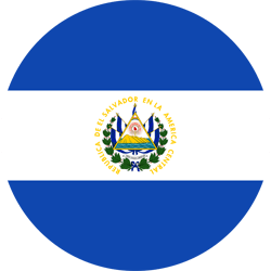 El Salvador vlag icon - gratis downloaden