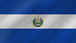 El Salvador flag icon - free download
