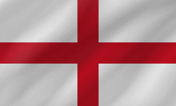 Flag of England - Wave