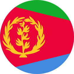 Flagge von Eritrea Vektor - Gratis Download