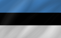 Estonia flag image - free download