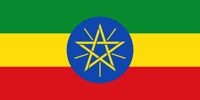 Flag of Ethiopia - Original