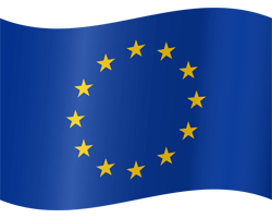 Flagge von Europa Bild - Gratis Download