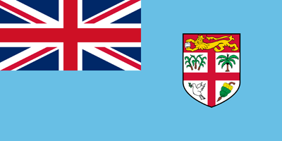 Fiji flag vector - free download