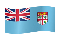 Fiji flag icon - free download