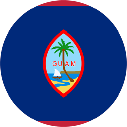 Flagge von Guam Bild - Gratis Download