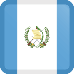 Guatemala flag icon - free download
