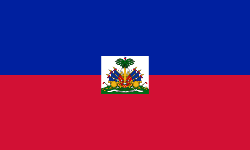 Haïti vlag package