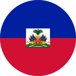 Haiti flag icon - free download