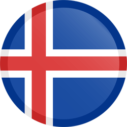 Iceland flag icon - free download