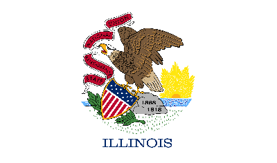 Flag of Illinois - Original