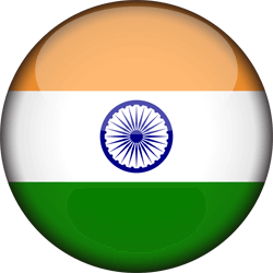 India vlag vector - gratis downloaden