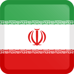 Iran vlag icon - gratis downloaden