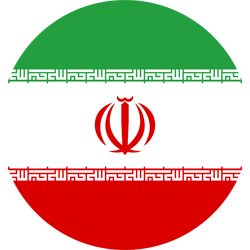Flagge des Iran Vektor - Gratis Download
