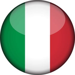 Italy flag clipart - country flags