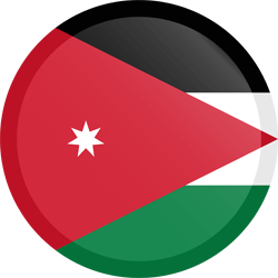 Jordan flag vector - free download